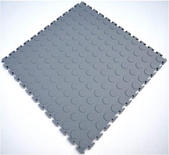 Dalle PVC sol industriel