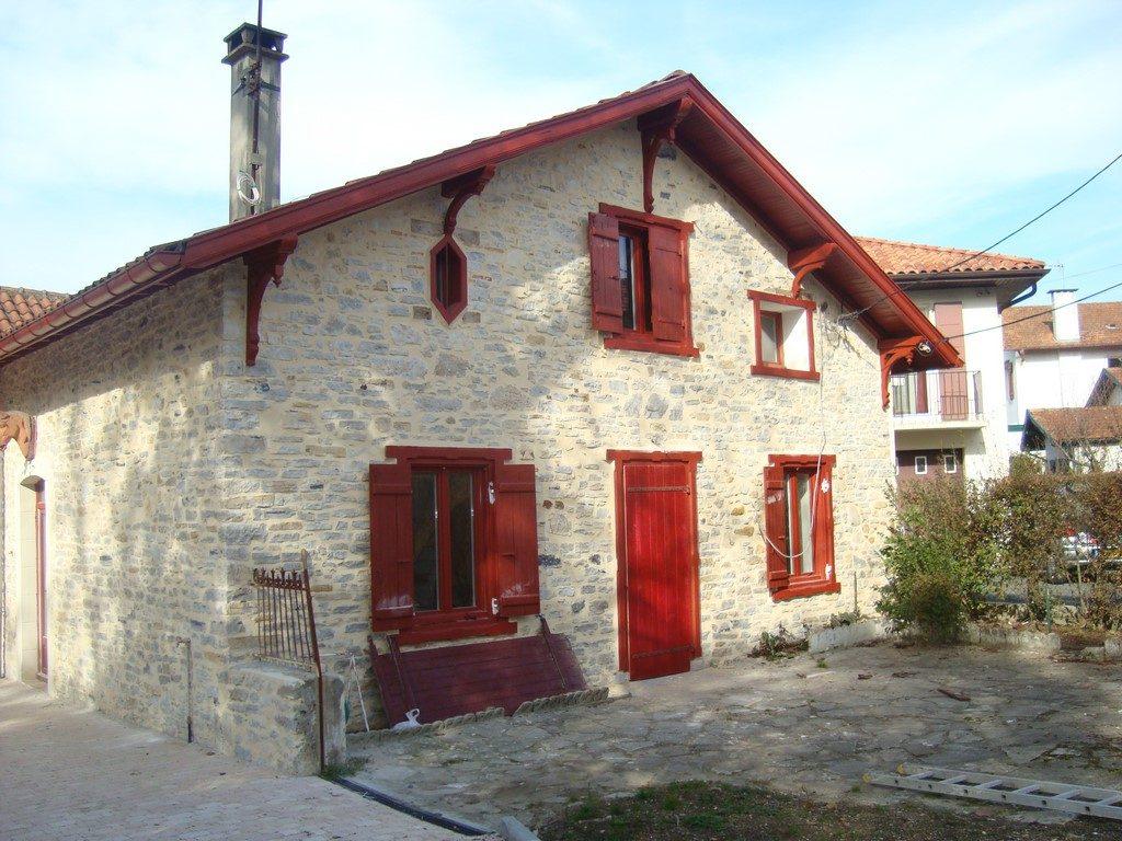 maison pays basque