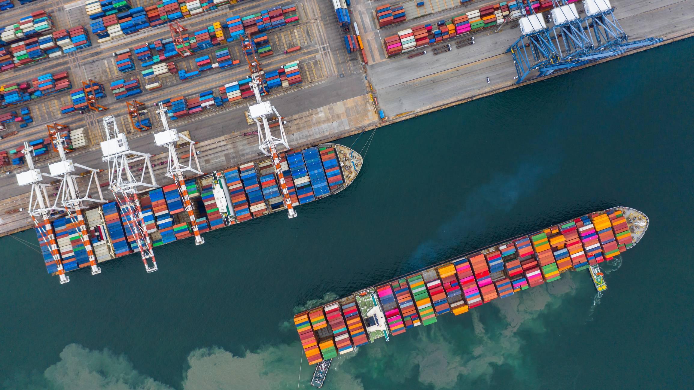 Le transport maritime : quelles formalités à la douane ?
